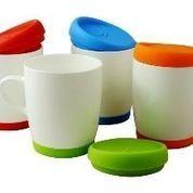 Souvenir Mug Ceramic - Spring Porcelain Mug