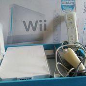 Nintendo Wii Bekas