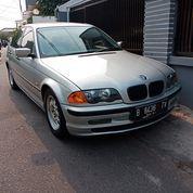 Bmw 318 Warna Silver Tahun 2001