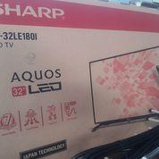 "TV LED Sharp 32"" Masih Baru Segel, Bonus Dapat Antena Luar"