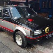Daihatsu Charade CS (G11) Tahun 1985/86 - Rally Look Style