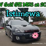 VW Golf GTI MK6 At 2010, Mobil Unik Langka Limited Edition ##
