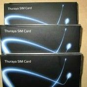 Simcard Telepon Satelit Thuraya