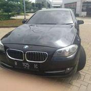 BMW 523i 2010 Hitam