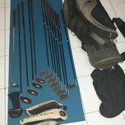 Stik Golf : Iron Tommy Armour 845s Titanium + Wood Taylor Made Burner