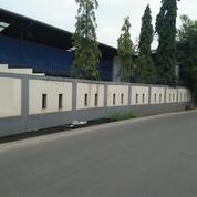 Pabrik Dan Gudang Di Jalan Cikunir Raya