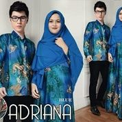 Couple Batik Adriana Blue