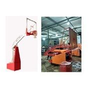 Portable Ring Basket - MODEL PORTM Dapat Dilipat MANUAL HYDRAULIC