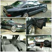 Mercy W124 E220 M/T 1994