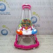 Baby Walker Royal RY 828 Fish And Flower