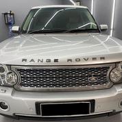 Range Rover Vogue 4.4 V8 2005 Facelift Silver On Tan, Km 48rb,