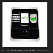 Mesin Absensi Finger Print (Sidik Jari) Fingerspot Revo 162BNC