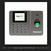 Mesin Absensi Sidik Jari Fingerprint FingerSpot Revo Duo 158 BNC