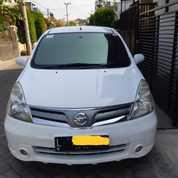 Nissan Grand Livina XV Manual 2012. Plat L Nama Sendiri Dari Baru.
