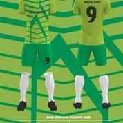 Jersey Futsal Full Print 2018