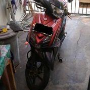 MIO GT 2013 Plat B Bekasi, BAN TUBELES Dpn Blkg, Jok Custom Empuk Bgt