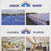 Atap Putih Dan Transparan