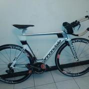 Road Bike / TT : Cannondale Slice RS Hi-MOD Ultegra Di2 (Size 54)