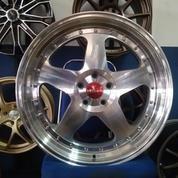 Velg Racing Ring 20x85/95 H5x114 Hsr Velg Murah Berkualitas Type Velg Joy Racing