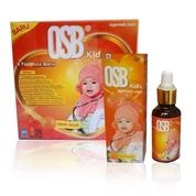 OSB Kids Omar Smart Brain Vitamin Otak Anak Syrup/Solusi Anak Cerdas