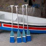 Perahu Fiberglass