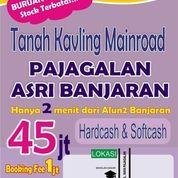 Tanah Kavling Mainroad Jl Pajagalan Banjaran Cocok Untuk Usaha & Investasi