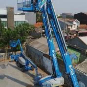 Rental Atau Selling Telescopic Boom Lift S125RT 40 Meter Bekasi