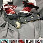 Sepatu Roda Ukuran 34 Eks Import
