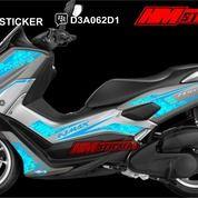Cutting Sticker Nmax Grafis