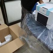 Murah Printer Foto Bonus Paper DNP DSRX 01HS - Yayuk