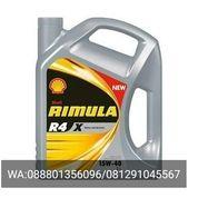 Shell Rimula R4X 15w/40 5L