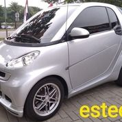 Low KM Smart Passion Coupe Fortwo Panoramic