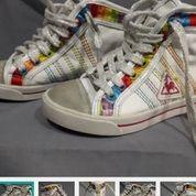Sepatu Anak Le Coq Sportif Eks Import Ukuran 29
