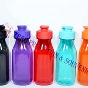 Souvenir Tumbler Botol Minum Plastik Orlando