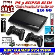 Big Promo ... New Ps3 Super Slim 320 GB & 500 GB