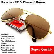 Sunglasses Kacamata V Diamond