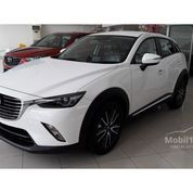 ALL NEW MAZDA CX 3 GT AT WHITE
