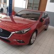 ALL NEW MAZDA 3 AT SOUL RED