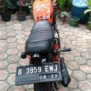 Motor Modif Japstyle