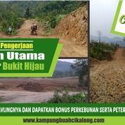 Kavling Kebun Sayuran 100% Syariah Cluster Bukit Hijau - Cluster Ke 5 Kampung Buah Cikalong (KBC)