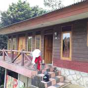 Villa Cisarua Puncak Jawa Barat LT.2500mtr 2m Nego
