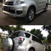 Daihatsu Terios TX'13 Manual Silver Km 46rb'an Tgn 1 AB Orisinil Istimewa