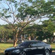 BMW 530i 2009 Lci Black Sapphire