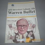 Jeli Investasi Saham Ala Warren Buffet