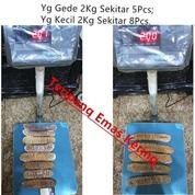 Haisom Kering / Teripang Emas / Gamat / Sea Cucumber / Timun Laut 1kg