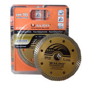 Pisau Potong Granit Aldo Diamond Blade Uk 110 MM DWK 105 Super Tipis