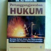 Buku Pertanggungjawaban HUKUM