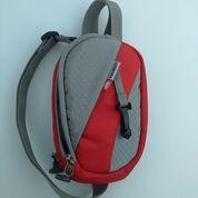 Waistpack - Tas Selempang - Tas Pinggang - Tas Handphone - Tas Kamera - Waist Bag Tourrey