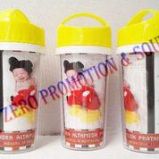 Botol Minum Souvenir Tumbler Insert Paper T88