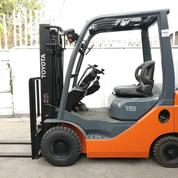 Forklift Diesel Toyota 1.5 Ton ( Bekas )